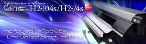 ColorPainter H2-104s H2-74s